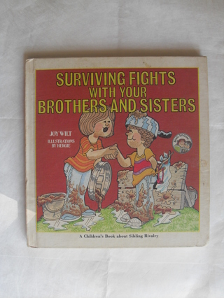 Joy Wilt's Surviving Fights w Brothers and Sisters 1978