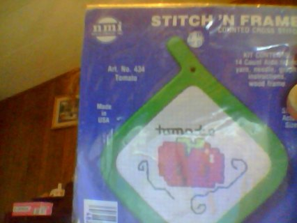 Stitch and Frame