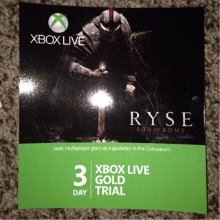 how to get xbox gold free trial