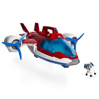 Paw Patrol, Lights and Sounds Air Patroller Plane - NEW in Package!