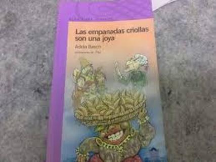 Las empanadas criollas son una joya (Used)