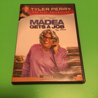 """Tyler Perry's: """"Madea Gets A Job""""  *The Play*"""