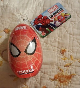 Spider-Man Lip Smackers