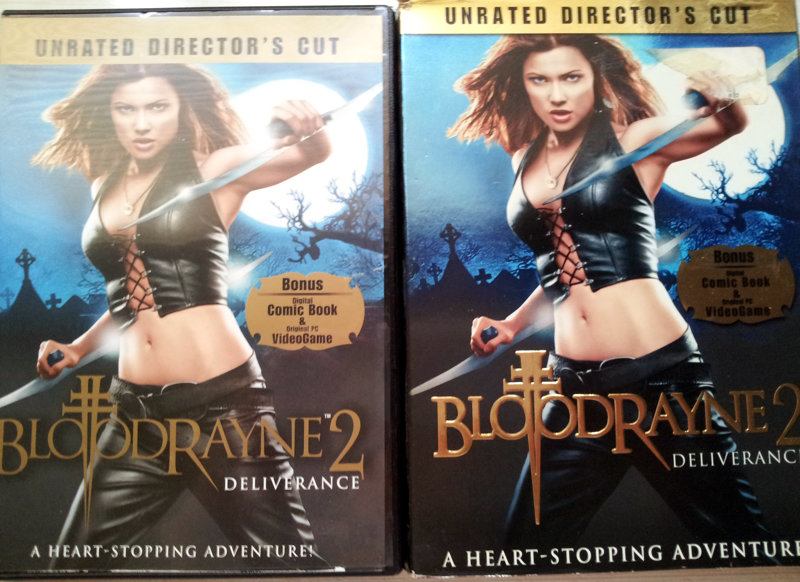 Free ღღ Bloodrayne 2 Deliverance Unrated Director S Cut Dvd