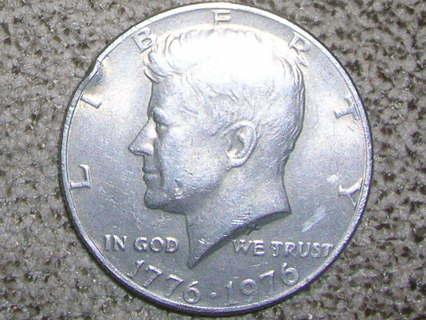 1976 Kennedy Half Dollar Error (Die Doubling on Reverse)