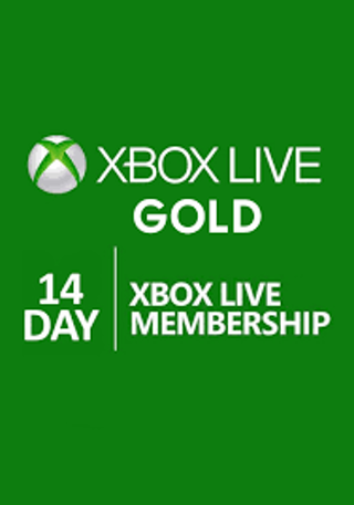 Xbox Live Gold 14 Day