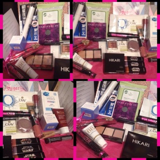 ✨HUGE!!!! Make-Up & Beauty STASH!! Urban Decay, Stila,Buxom,❤️Pixi & MORE!!!❤️