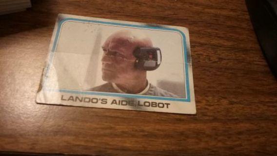 Lando's Aide, Lobot