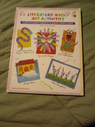 Craft Book Literature-Based Art Activities