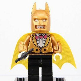 BAT-PACK BATSUIT BATMAN MINIFIGURES FIT LEGO BUILDING TOY