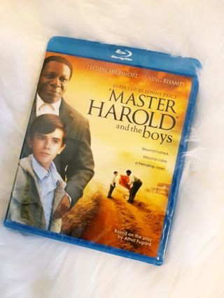 NEW Master Harold And The Boys Blu-Ray Movie