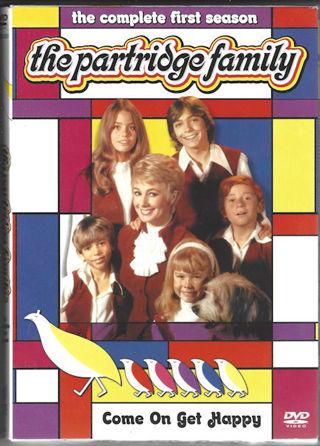The Partridge Family season one Free Ship