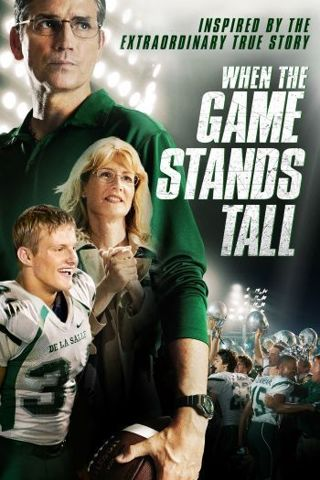 When the Game Stands Tall Movie HD Digital Code
