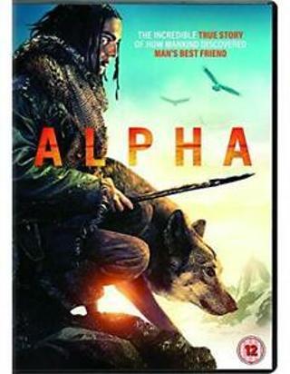 Alpha [DVD] [2018] Region code:2