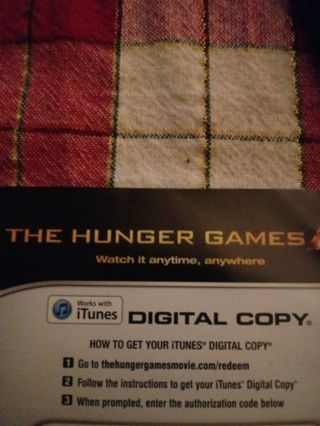 The Hungry Games VUDU Codé