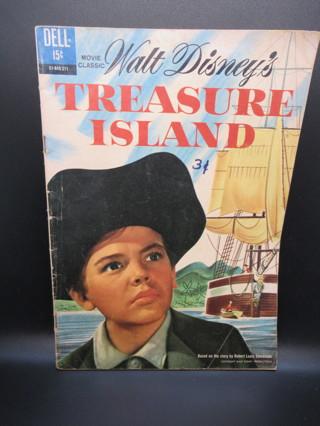 Walt Disney's TREASURE ISLAND