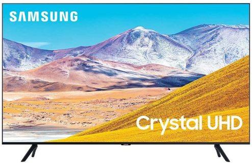 """SAMSUNG 43"""" Smart TV with Alexa Built-In"""