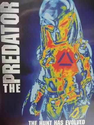 THE PREDATOR ((2018 RELEASE)) BLU-RAY