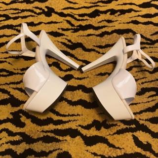 Ellie white shoes