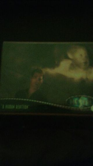 Farscape trading cards
