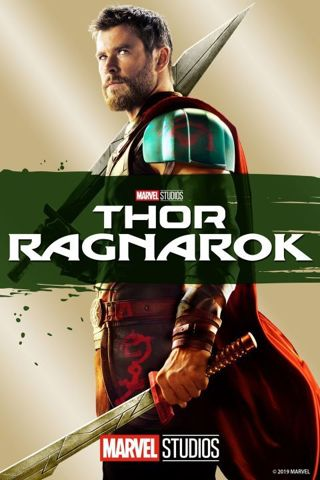 Thor Ragnarok Digital Movie Code in HD