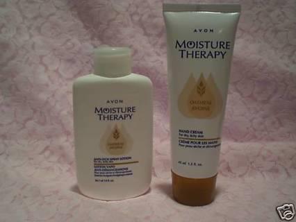 Avon Moisture Therapy anti itch lotion