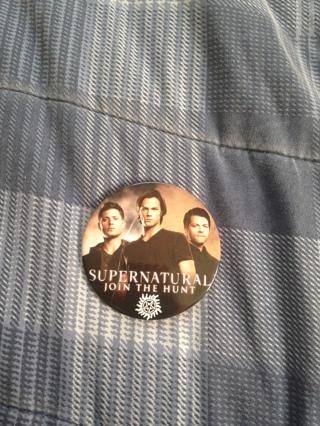 Supernatural Pin