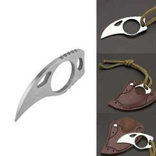 Small Portable MC Knife Outdoor EDC Tool Survival Self