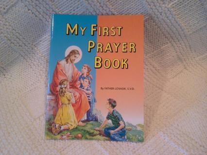 ~MY FIRST PRAYER BOOK~NEW~