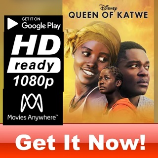 QUEEN OF KATWE HD GOOGLE PLAY CODE ONLY