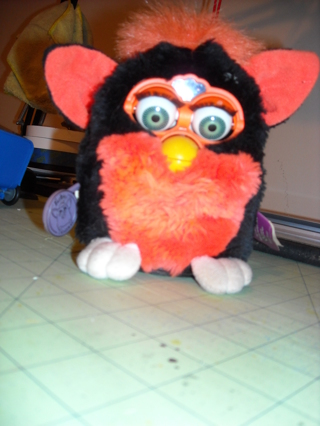 Furby and Friend