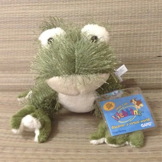 **SALE** BNWT Webkinz Frog