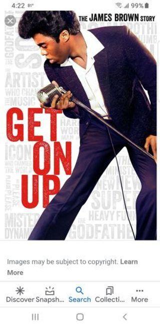 Get On Up!! Digital Code Only!!
