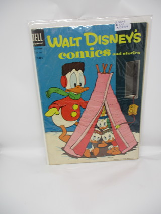 WALT DISNEY'S comics and stories #170