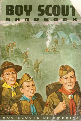S Boy Scout Crafts And Hobbies Book