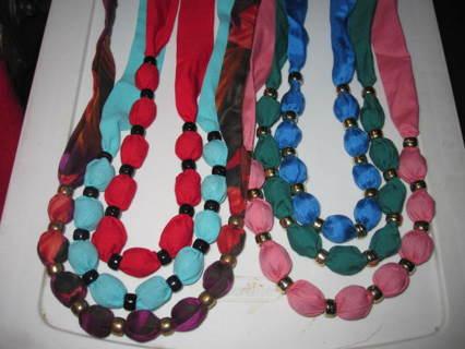 Authentic Homemade Kotiwec Necklaces - rare