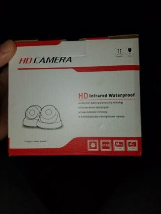 HD add-on security camera (NEW)