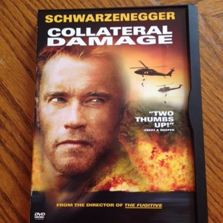 Collateral Damage DVD