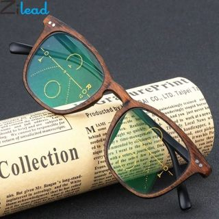 Zilead Imitation Wood Plastic Reading Glasses Diopter+1.0+1.5+2.0+2.5+3.0+3.5 +4.0