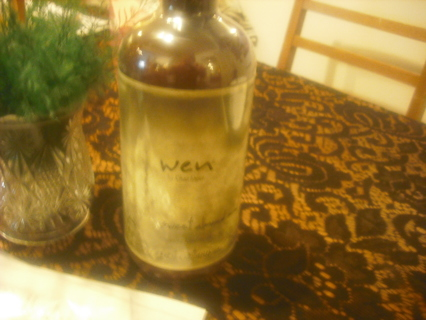 WEN by Chaz Dean, Sweet Almond Mint: brand new. Will do wonders for your hair!  See Descrip!
