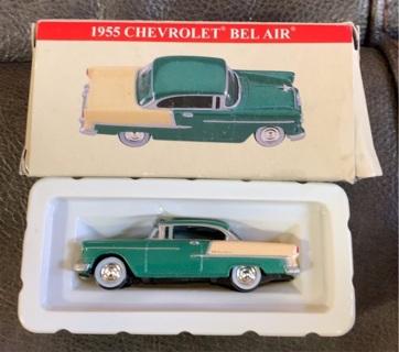 1955 Chevrolet Bel Air Mini Car w/box Chevy