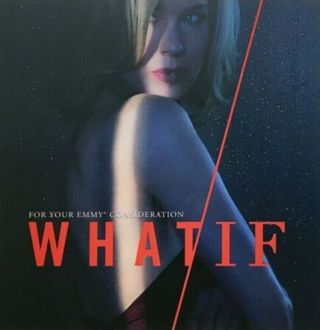 WHAT IF Complete Series (10 Eps.) Netflix 2019 FYC DVD Renee Zellweger FREE SHIPPING