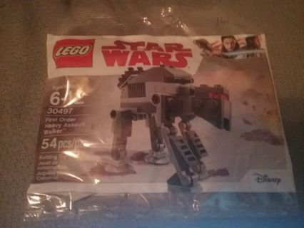 first order heavy assault walker lego instructions