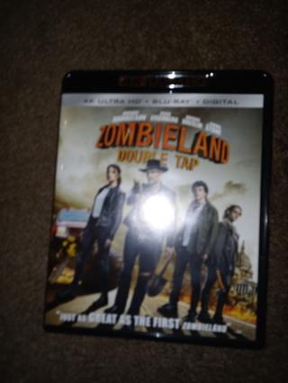 Zombieland: Double Tap 4K & Blu-Ray - No Digital