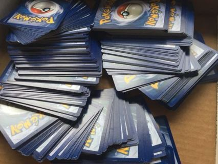 60 ✪ Pokemon Cards + 3 FOIL CARDS ~ Mixed Lot 1999 & Newer Cards MOSTLY POKEMON & TRAINERS FREE S&H
