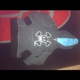 Boys Hooded Jacket Size 4T  Paul frank brand