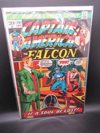 CAPTAIN AMERICA AND THE FALCON #161