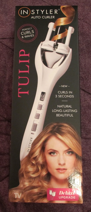 BNIB INSTYLER® ✿TULIP✿ HAIR CURLER-LOW GIN!!