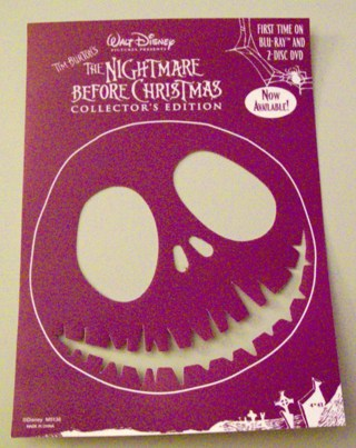 Free: Nightmare Before Christmas JACK SKELLINGTON STENCIL template ...