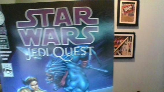 4 Star wars comics